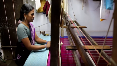Here's how Nokia is helping weavers in Kanchipuram