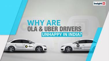 Why are Ola and Uber drivers unhappy in India?