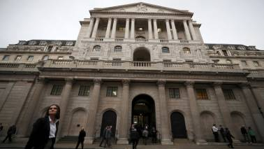 Bank of England's Mark Carney sees slower growth without Brexit deal
