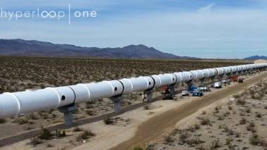 Virgin Hyperloop One exclusive: Special interaction with Sr VP, Nick Earle