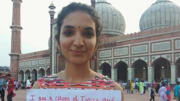 Pak forum's social media accounts suspended for posting morphed photo of DU activist