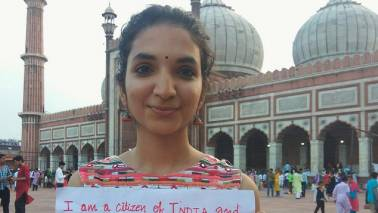 Pak forum's social media accounts suspended over morphed photo of DU activist