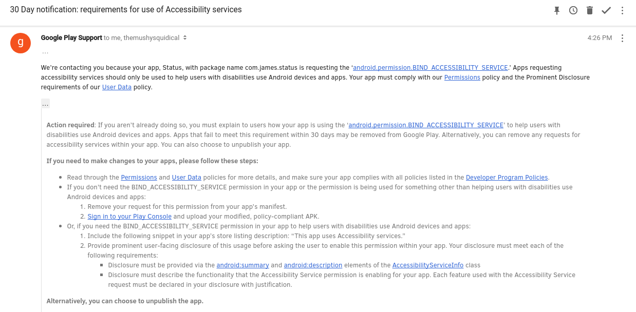 Google is clamping down on sneaky apps that ask for