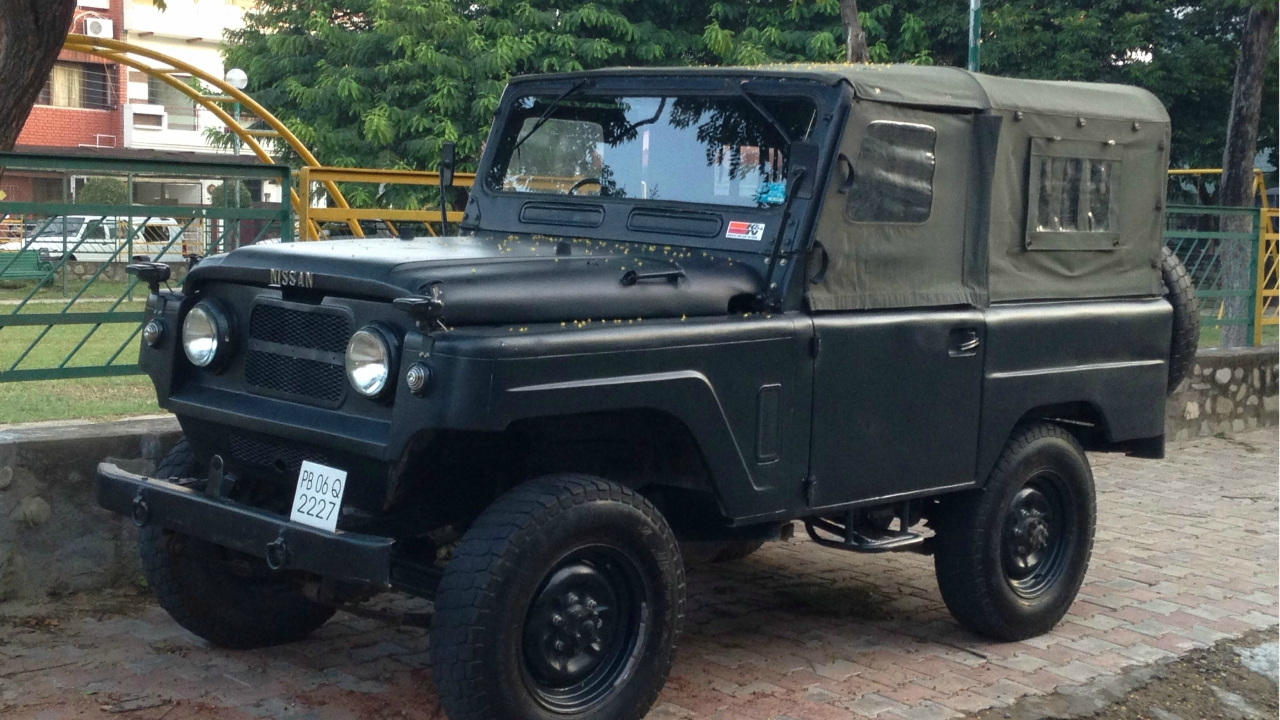 In 1960, Indian Army showed an interest in two vehicles from the Nissan stable. They were the Nissan Patrol P60 & the Nissan 4W73. The first production units were completed at Vehicle Factory Jabalpur (VFJ) around 1969. How was The Nissan P60 affectionately christened?