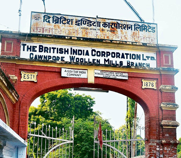 The British India Corporation's origin goes back to 1876 when the Cawnpore Woollen Mills was set up by five Englishmen. It was taken under the fold of BIC, which was founded in 1920, along with other subsidiaries. It had two woollen mills in Kanpur and Punjab producing blankets, rugs and cloth for military uniforms. Under what name were the products sold?