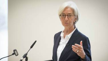 IMF chief warns against being complacent about growth