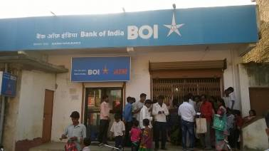 Bank of India gets Rs 2,257 crore from government
