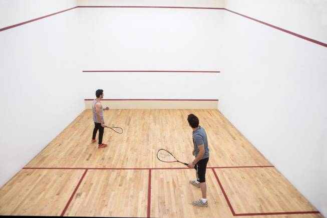 Experion_Squash Court