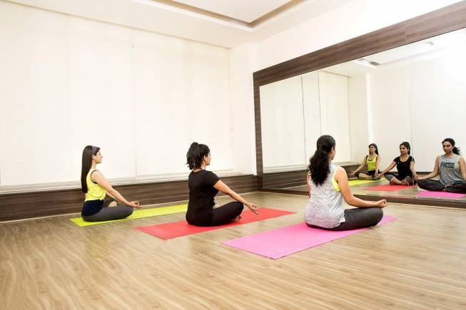 Experion_Yoga Room