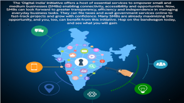 Unlock the Benefits of Digital India