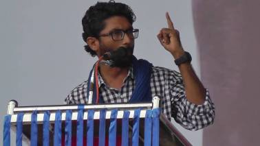 Journalists boycott Jignesh Mevani's press meet after he asks a TV channel to leave