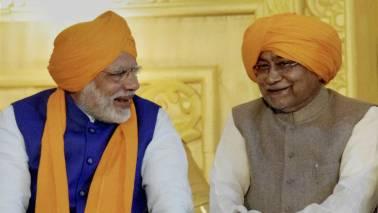 Nitish Kumar thanks Modi government for equipping Patna AIIMS