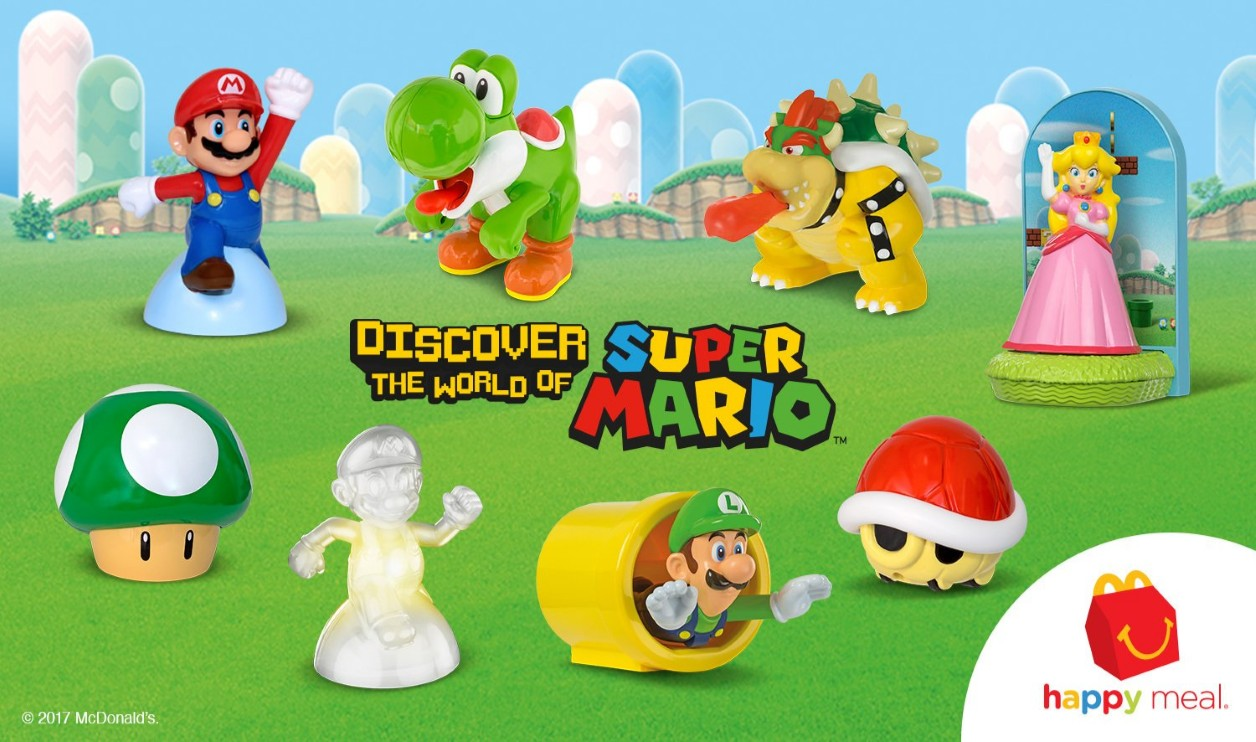 Answer 3: Super Mario