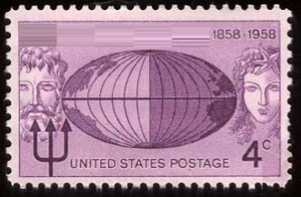 Q5. A U.S. postage stamp commemorating 100 years of which landmark event?