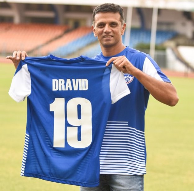 Answer 6: Rahul Dravid