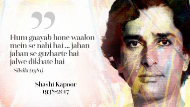 Bollywood's ultimate charmer Shashi Kapoor leaves legacy of decency and elegance