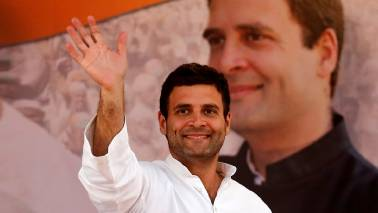 Rahul Gandhi targets Modi on traders' losses
