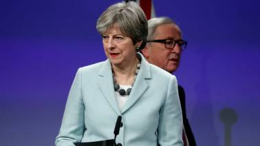 Britain's Theresa May defeated in Parliament over Brexit blueprint