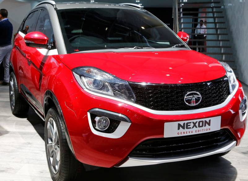 Tata Nexon is the compact SUV pitted against Maruti Brezza and Ford Ecosport