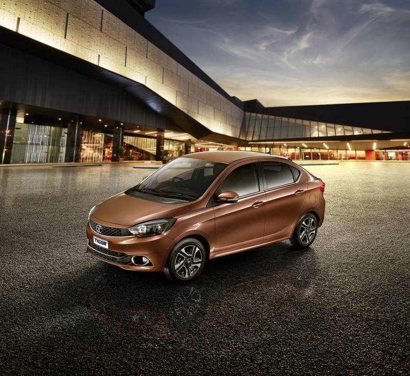 Tigor was launched in March this year with petrol and diesel engines. The car competes against Maruti Suzuki Swift Dzire, Hyundai Xcent and Honda Amaze