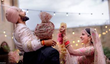 Anushka Sharma and Virat Kohli say 'I do' at lavish ceremony in Italy