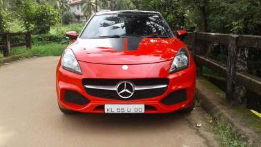 A fine cover-up? Maruti Baleno modified and fraudulently sold as Mercedes A-Class