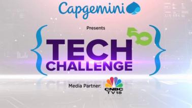 Capgemini Tech Challenge: Celebrating 50 years.