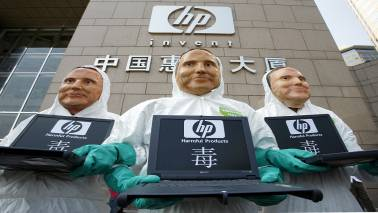 Hundreds of HP laptops were found to be recording what people type