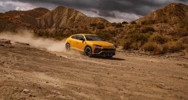 Here's a look at the 2019 Lamborghini Urus: The fastest SUV in the world