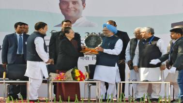 Rahul Gandhi to sustain politics of hope: Manmohan Singh