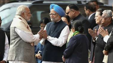 Government, Opposition end stalemate in Rajya Sabha over PM Modi's remarks