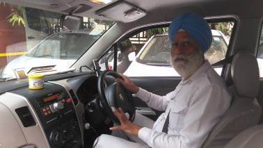 Behind The Scenes: A day in the life of an Ola taxi driver in Delhi