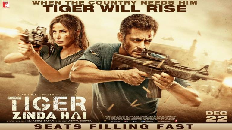 Salman Katrina's 'Tiger Zinda Hai' set to enter Rs 500-crore club