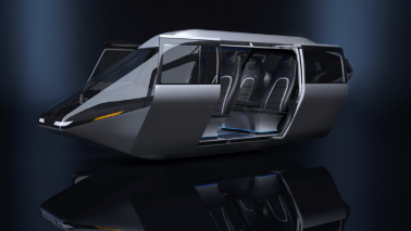 CES 2018: Bell Helicopter gives sneak peek of its futuristic air taxi