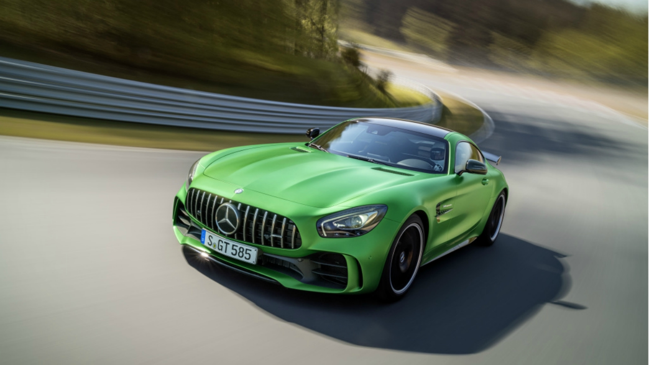Mercedes-Benz line-up for Auto Expo 2018 looks promising
