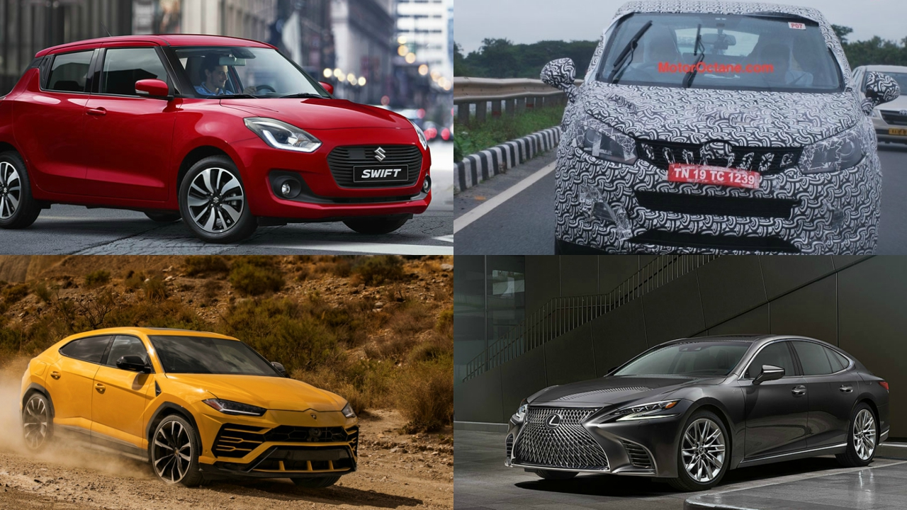 Get Set Go! Cars that will sizzle Indian roads in 2018