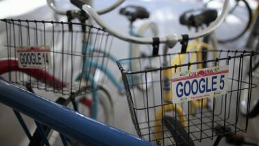 Up to 250 bikes go missing every week from Google's HQ - and the search is on
