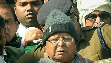 Fodder Scam: Lalu Yadav's sentencing deferred, judge says he received calls from RJD chief's 'well-wishers'