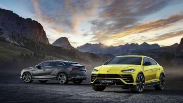 Lamborghini Urus makes way into India priced at Rs 3 crore