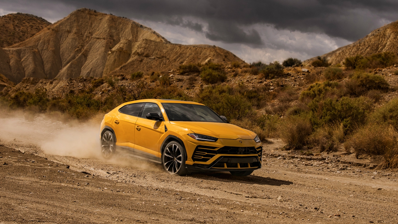 Lamborghini Urus | Lamborghini is all set to launch the Urus, the first SUV from the Italian company, on January 11.