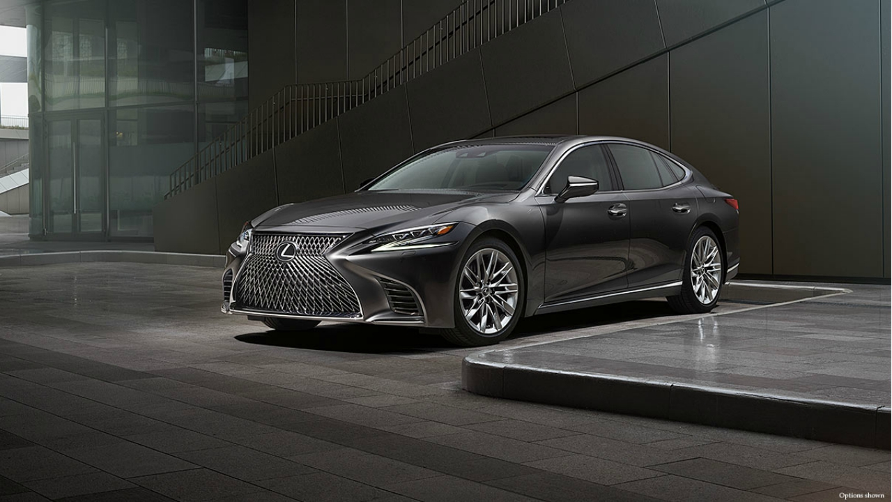 Lexus LS 500h | Toyota-owned luxury automotive brand Lexus is spreading its muscle in India. After the launch of NX300h the company will launch the LS500h in February 2018.