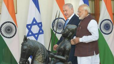 India, Israel ink 9 pacts; PMs hold talk to boost ties