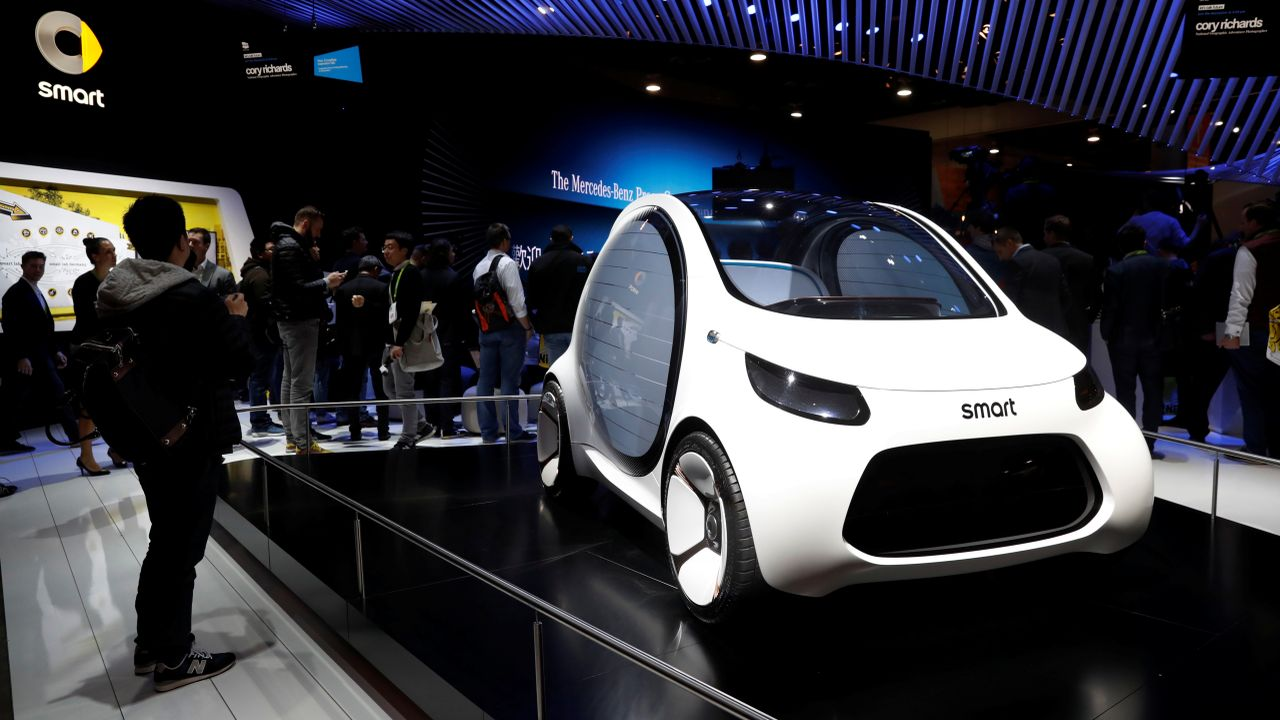 CES 2018 showstoppers — Cars, robots, drones and more...