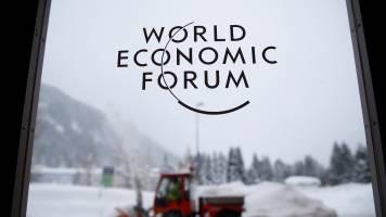 Optimism booms among Davos CEOs despite geopolitical storm clouds