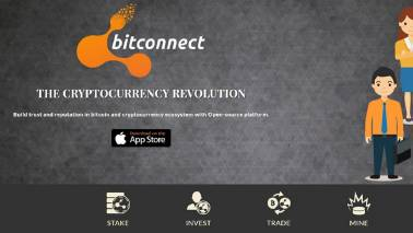 Crypto-firm BitConnect shuts its lending platform, coin's price tumbles; investors staring at huge losses