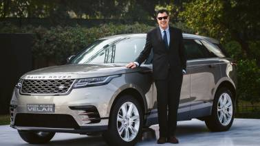 Land Rover launches Range Rover Velar at Rs 78.83 lakh