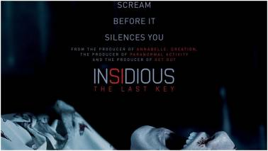Insidious ups horror quotient again in India, rakes in Rs 8 crore in two days