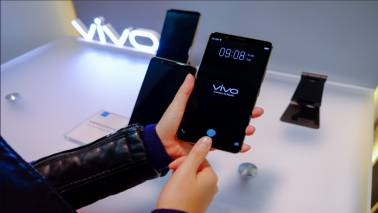 CES 2018: Vivo unveils world's first smartphone with in-display fingerprint scanner