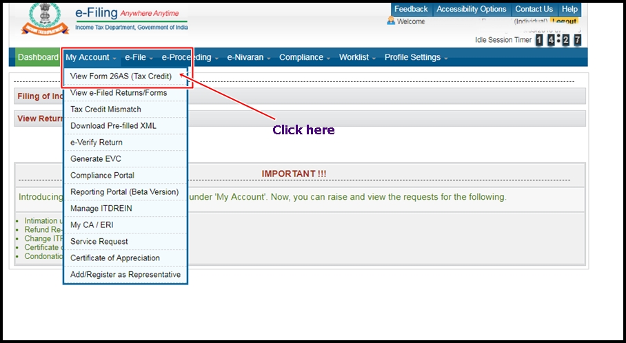 How to view, download your Form 26AS and why it is important
