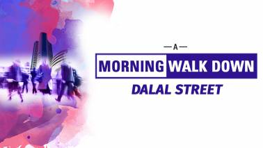 A morning walk down Dalal Street | Crucial resistance for Nifty at 10,350